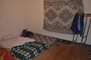 "And ""typical"" bedroom"